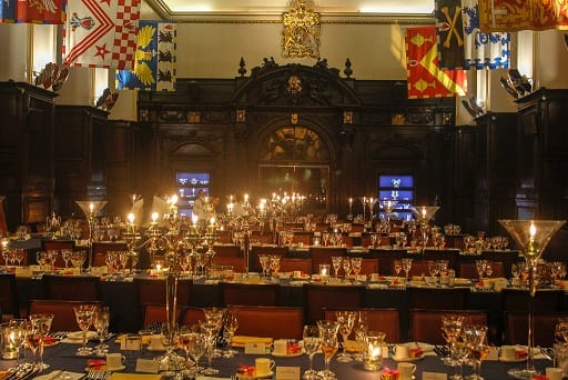 Court & Livery Installation Dinner 11th December 2018 – Stationers Hall