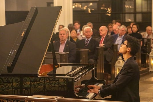 Charity Fundraising Concert – A memorable evening with spellbinding performances from Joon Yoon and friends