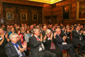 Guests at Ravenscroft Lecture 2019