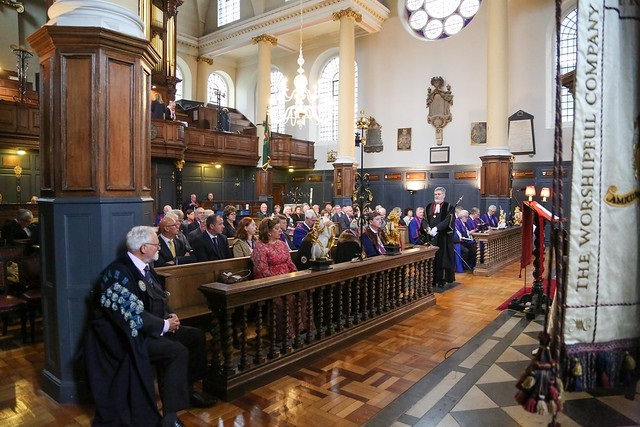 Evensong, Court & Livery Dinner Apothecaries Hall – 12th June 2019
