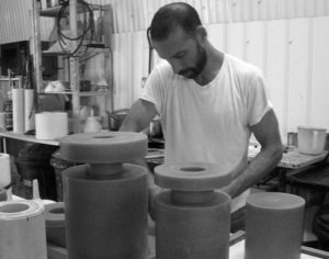 Bruno Romanelli – Runner-up Glass Sellers' Art & Craft Award 2019