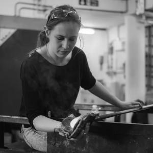 Emma Goring – Runner-up Glass Sellers' Art & Craft Student Award 2019