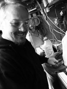 Ian Chadwick – Winner Glass Sellers' Art & Craft Award 2019