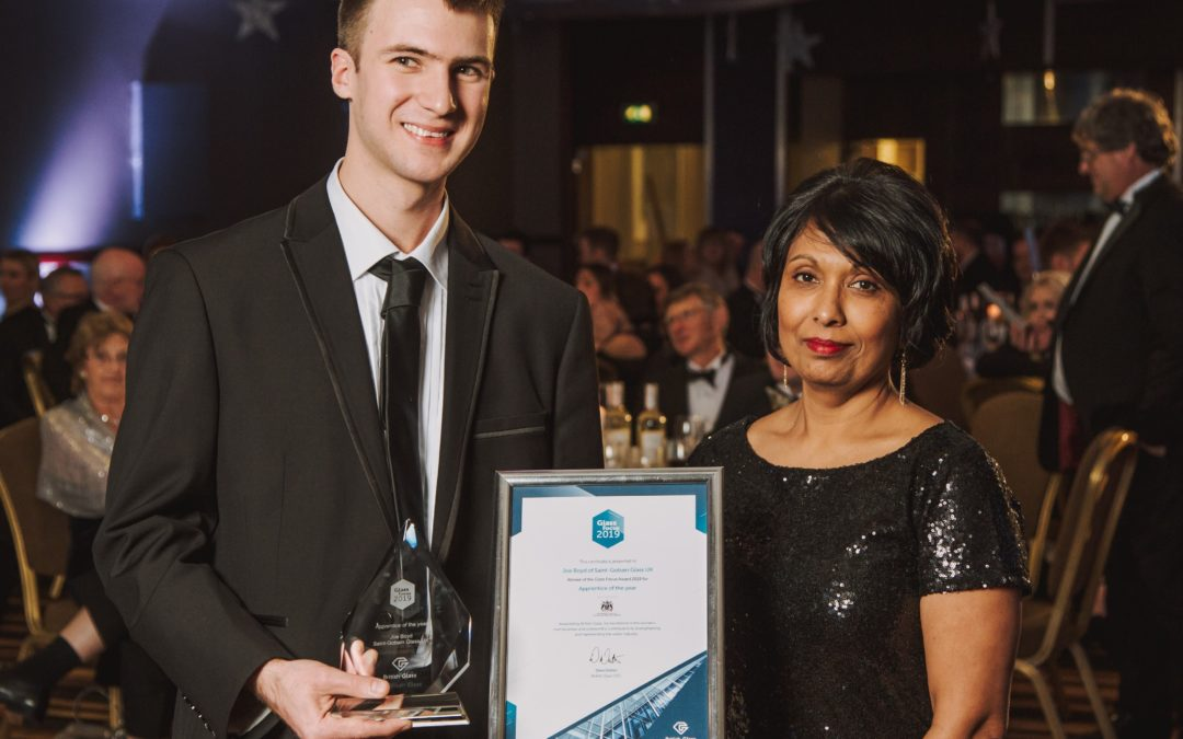 Glass Sellers' Apprentice of the Year 2019