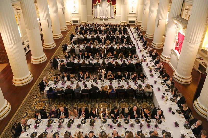 Worshipful Company of Glass Sellers of London – Mansion House Annual Banquet