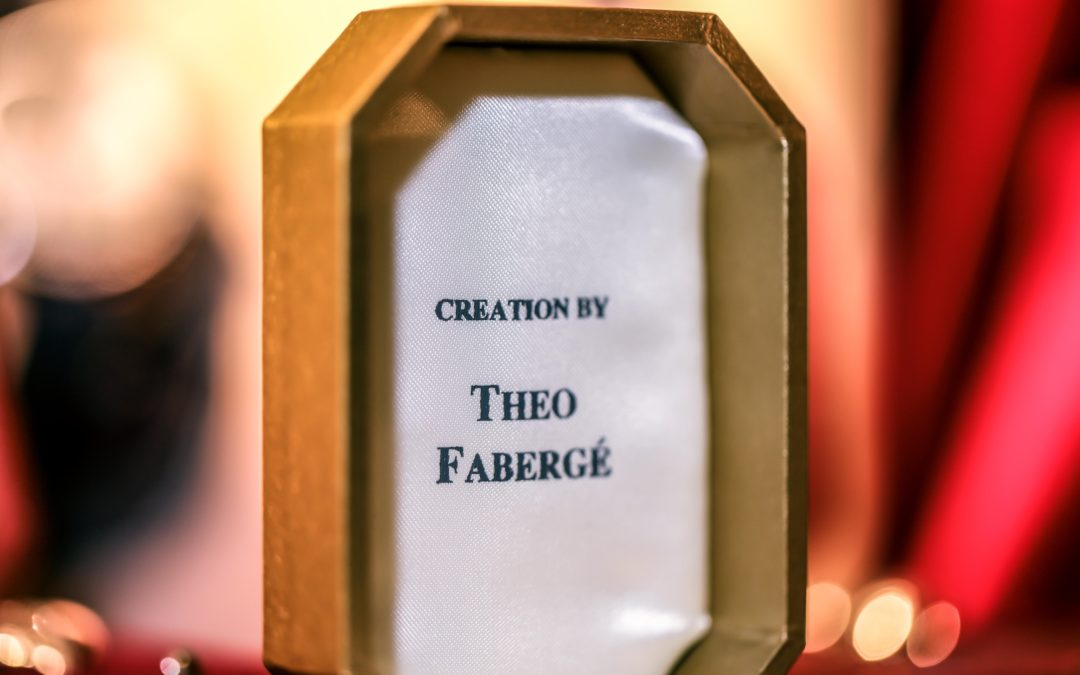 St Petersburg Collection by Theo Faberge