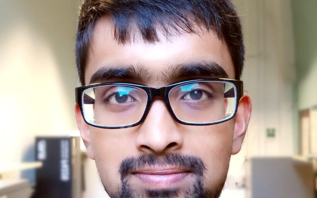 Update from Glass Sellers' Scholar – Shadman Khan