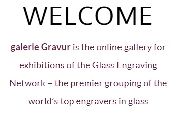The best of contemporary European glass engraving