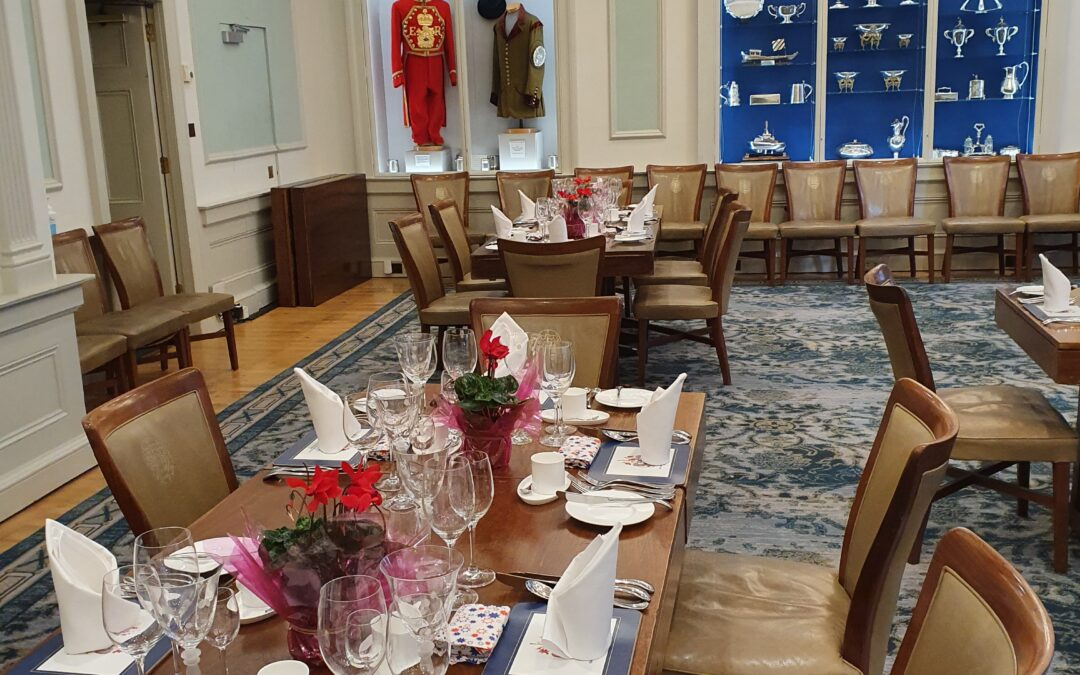 Luncheon at Waterman's Hall – 26th August 2021
