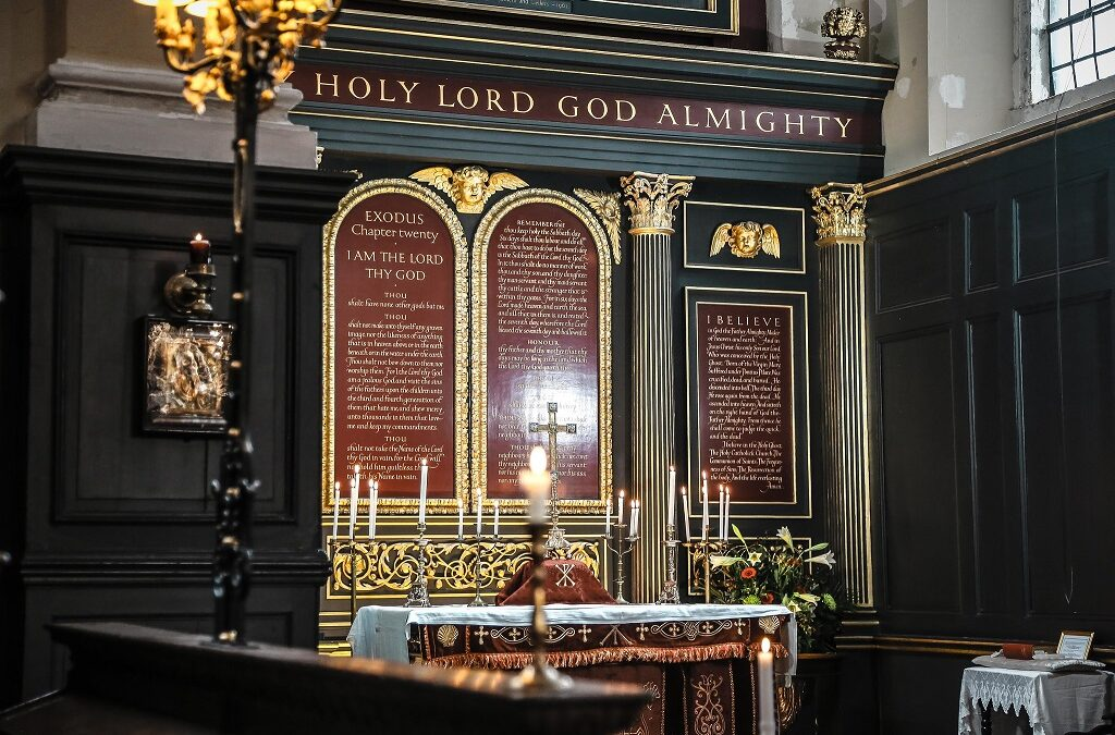 Evensong and Service of Thanksgiving – Wednesday 21st July 2021